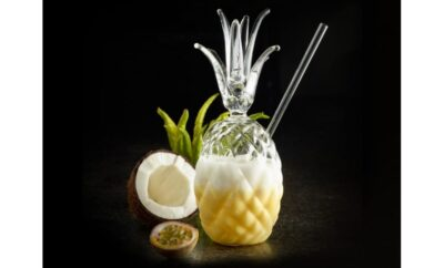 BICCCHIERE ANANAS
